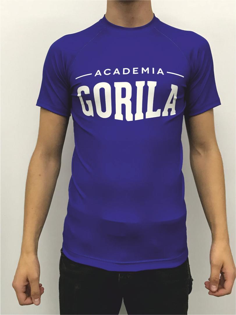 Akademia Gorila przód