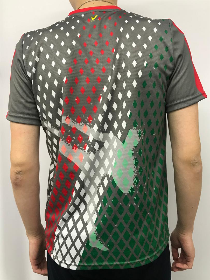 KB Legia tył koszula full print